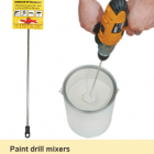 Paint Drill Mixer