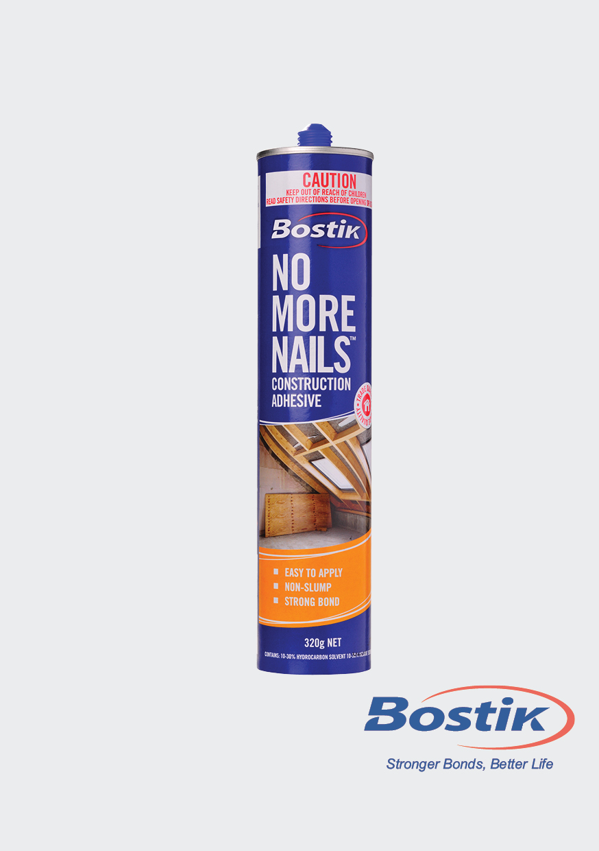 Bostik No More Nails - The Render Centre | Render Supplies ...